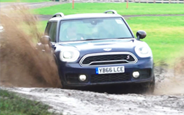 The Countryman goes cross country